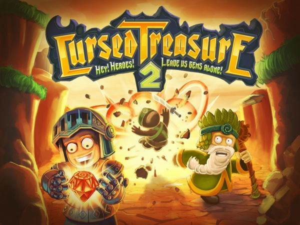 Сursed treasure 2 играть онлайн