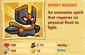 SPIRIT KINGHT