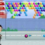 Mr. Ben Bubble Shooter (Бабл Шутер) онлайн