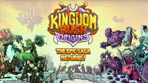 Kingdom Rush Origins играть онлайн
